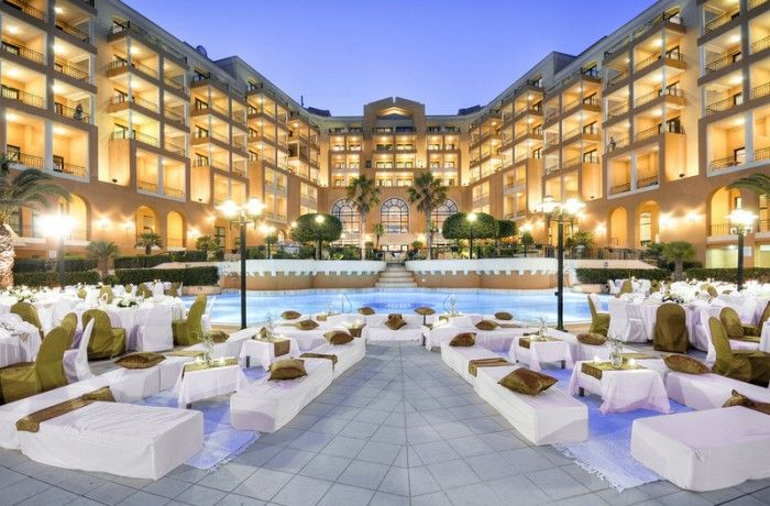 The Corinthia Hotel St. George's Bay