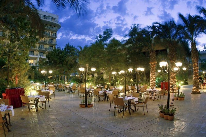 Garden Centre: InterContinental Hotel