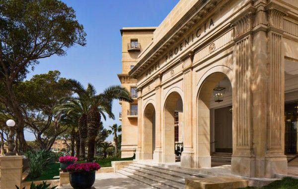 Phoenicia Hotel, Valletta