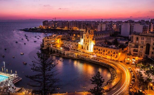 Sunset-Le-Meridien-Malta