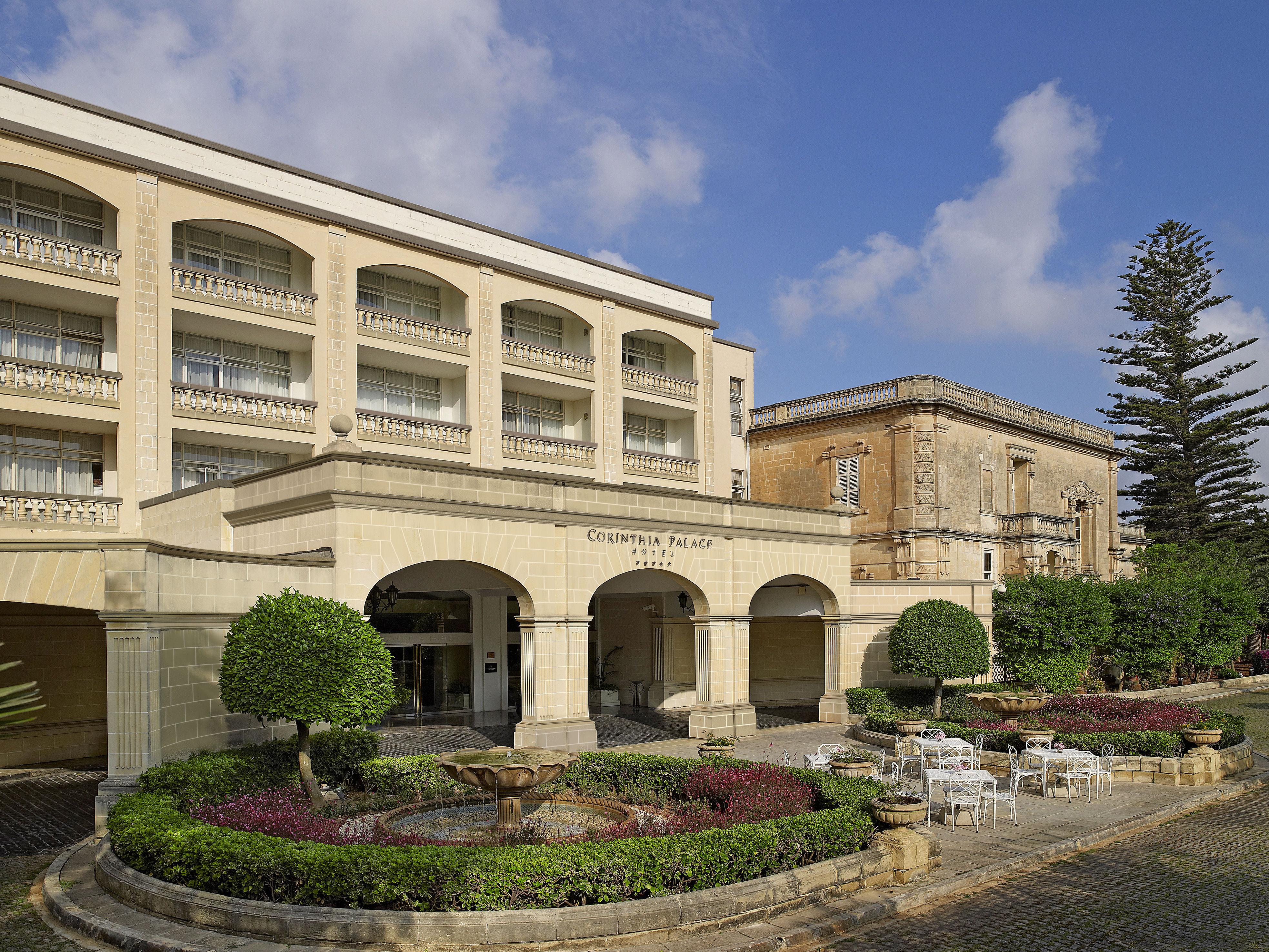 Corinthia Palace Hotel And Spa San Anton Malta