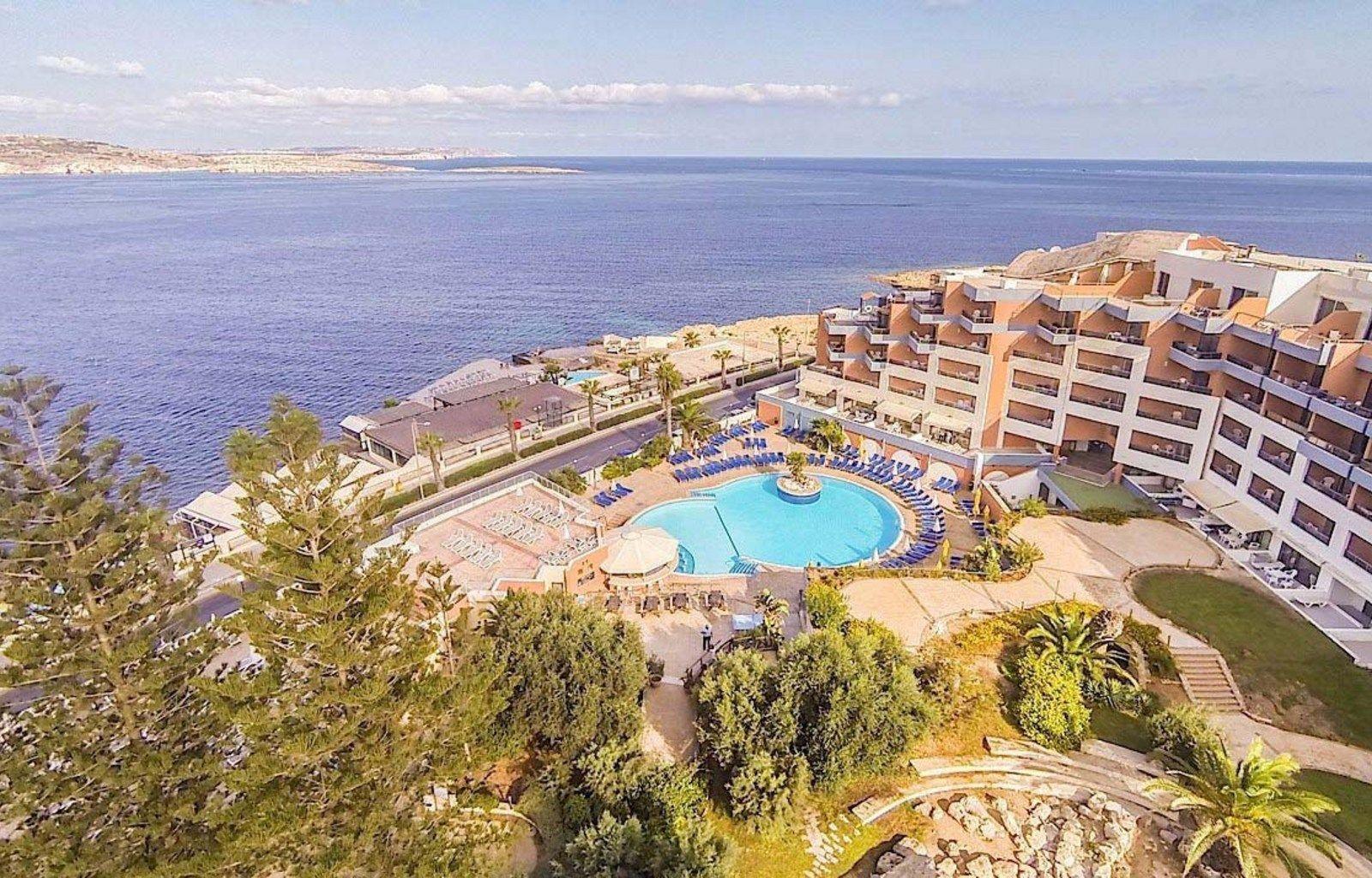 Dolmen Resort Hotel Qawra Malta